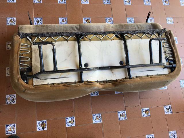 Asiento trasero Simca 1200