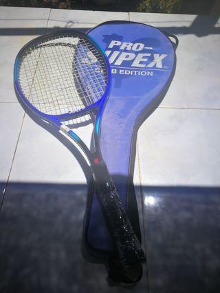 raqueta tenis pro supex
