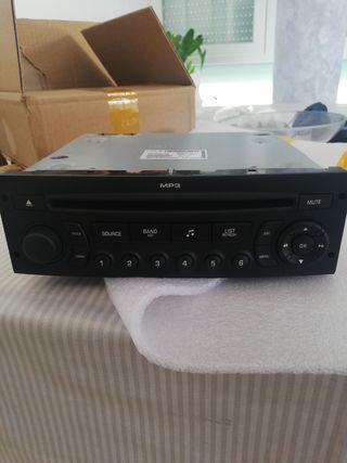 radio coche citroen c-3 nuevo