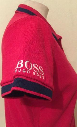 RRP£99 Hugo Boss Lady's Polo Shirt