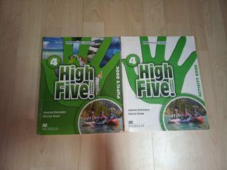 libros de inglés MACMILLAN de 4°de primaria
