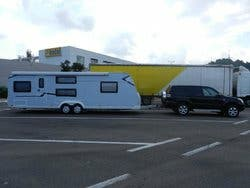 Caravana 3 ambientes TEC TRAVEL KING 730 RDK