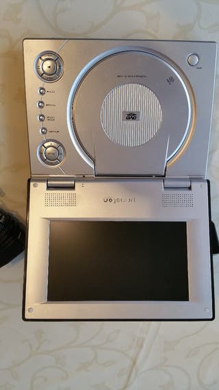 DVD portátil, reproductor multimedia
