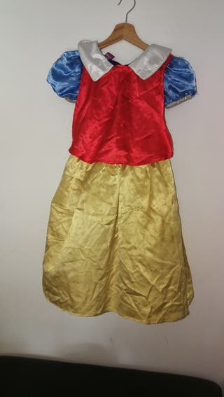 vestidos princesas de marca talla 4-6 años. 116-13
