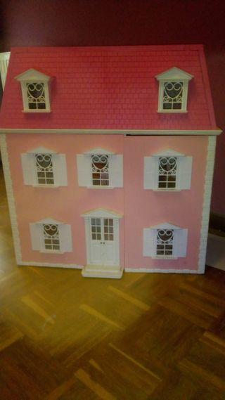 Casa de muñecas de Hello Kitty