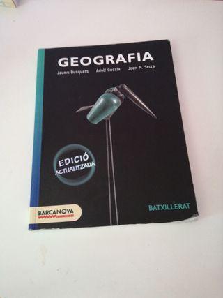 Geografia editorial Barcanova edició actualitzada