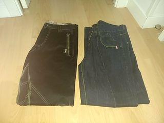 Pantalones Skunkfunk
