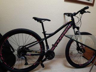 bicicleta MTB Mondraker