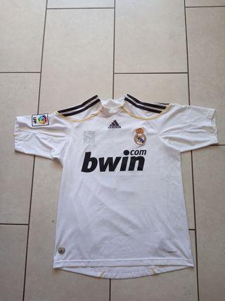 cabc62ed14 Camisetas Real Madrid de segunda mano en la provincia de Santa Cruz ...