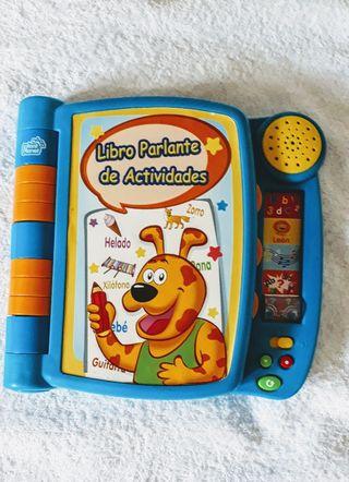 Libro musical infantil educativo