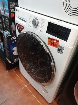 lavadora lg 10 kilos 490 eur