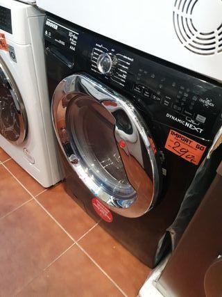 lavadora hoover 10 kilos 6 secado