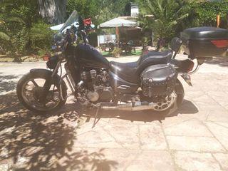 Kawasaki Custom 500 EN