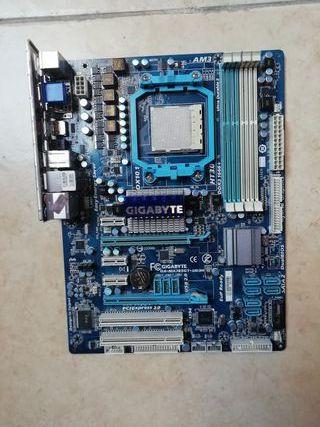 Placa Base Gigabyte GA-MA785GT-UD3H Socket AM3