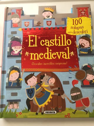 El castillo medieval. Ed. Susaeta.