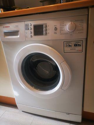 lavadora Bosch turbo perfect, eco perfect.