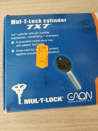 Cerradura Mul-T-Lock