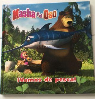 Masha y el oso. ¡Vamos de pesca!