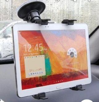 Soporte Tablet Parabrisas Coche Ventosa