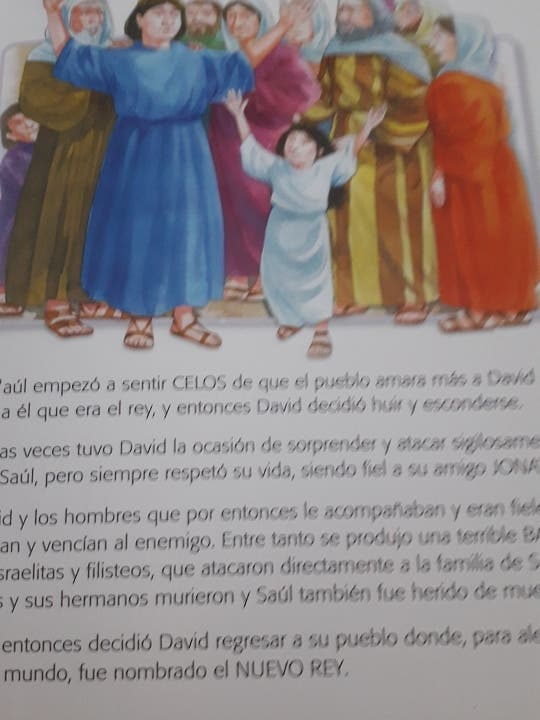 libro Mis primeros relatos de la Biblia