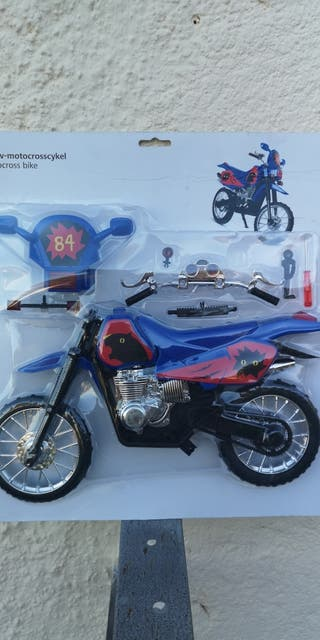 motocross juguete