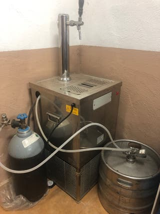 Grifo cerveza