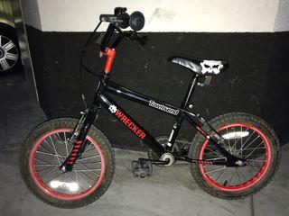 Bicicleta para niño Townsend Wrecker. Bici BMX.