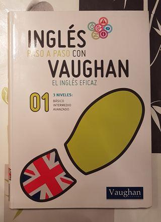 LIBRO INGLÉS PASO A PASO CON VAUGHAN