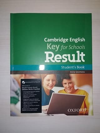 Cambridge English Key Result OXFORD 9780194817615