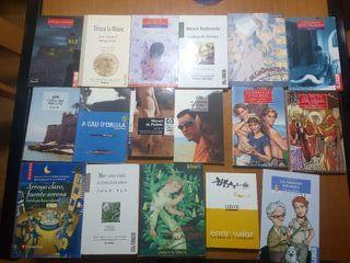 Libros lectura VALENCIANO Secundaria y Batchiller
