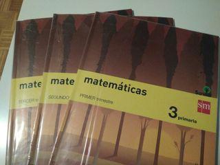 libros tercero primaria