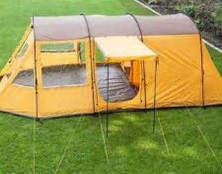 Pack completo camping