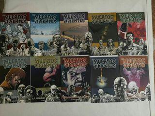 Vendo Comics The Walking Dead