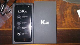 LG® K40 Completamente nuevo.