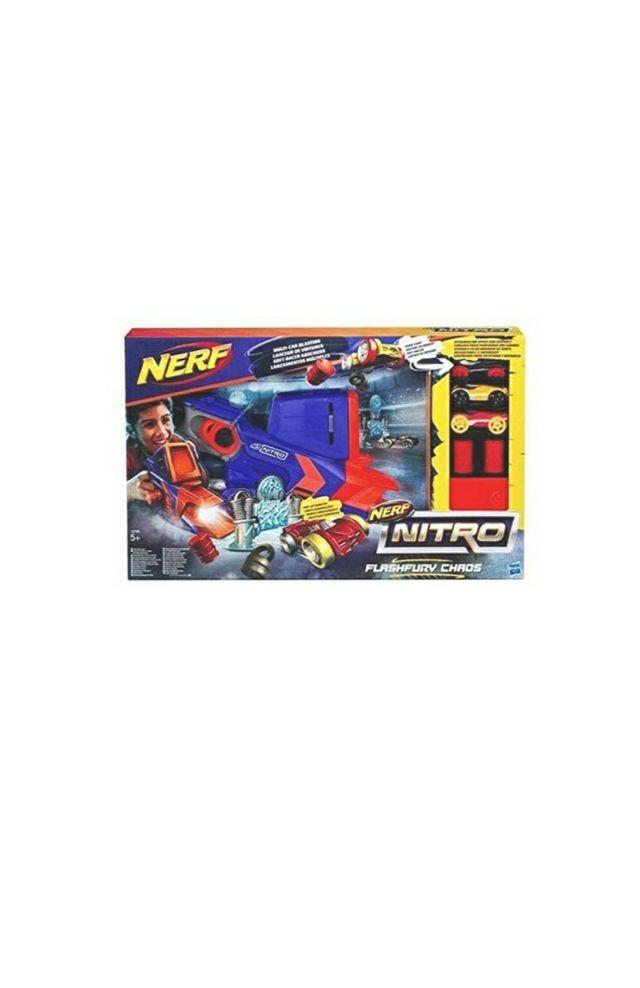 Juguete Nerf Nitro Flashfury Chaos