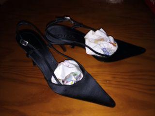 Wallapop Segunda De Tacón Zapatos Mano Fiesta En Medio tdxrCshQ
