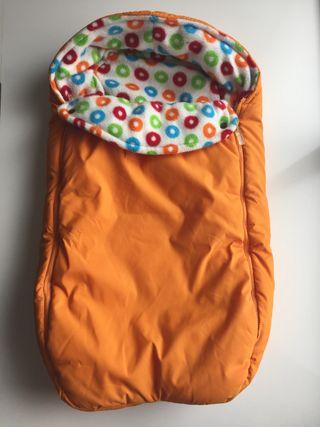 Saco para capazo +saco sillita +protector carrito