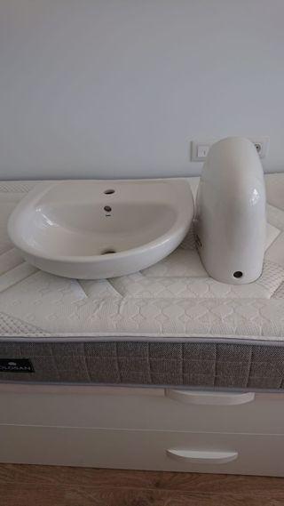 lavabo nuevo