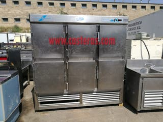 camara - Armario refrigerado de 6 puertas