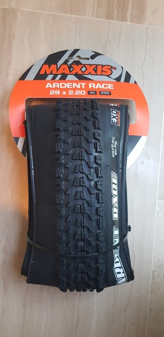 rueda Maxxis ardent race TR EXO 60 PSI