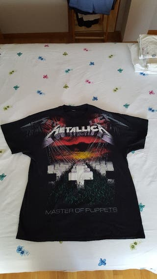 Camiseta Metallica Master of Puppets XL