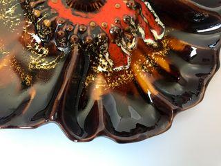 Bandeja de cerámica de Vallauris