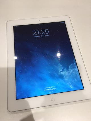"iPad 9,7"" 32 GB Wifi - Blanco"