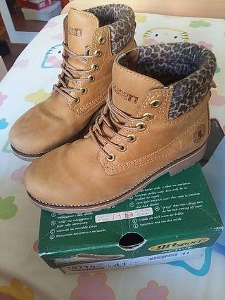botas/ botines coronel tapioca Nuevas