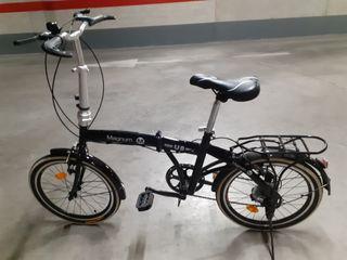 Bicicleta plegable Magnum V2