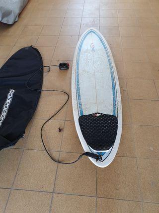 tabla surf nsp 7,2 perfecto estado