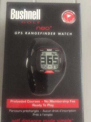 Reloj golf GPS Bushnell