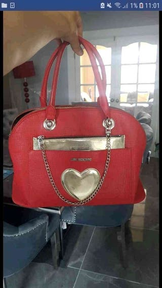 LOVE Moschino hand bag