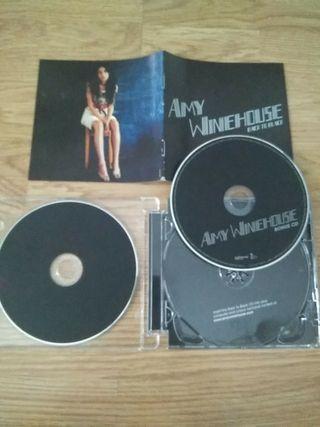 Amy Winehouse - Back to black - 2cds