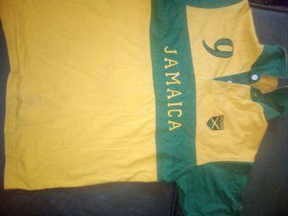 Polo Jamaica marca Green Coast